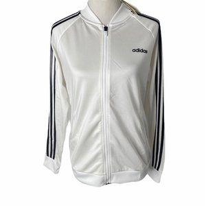 NWT women's medium adidas track jacket